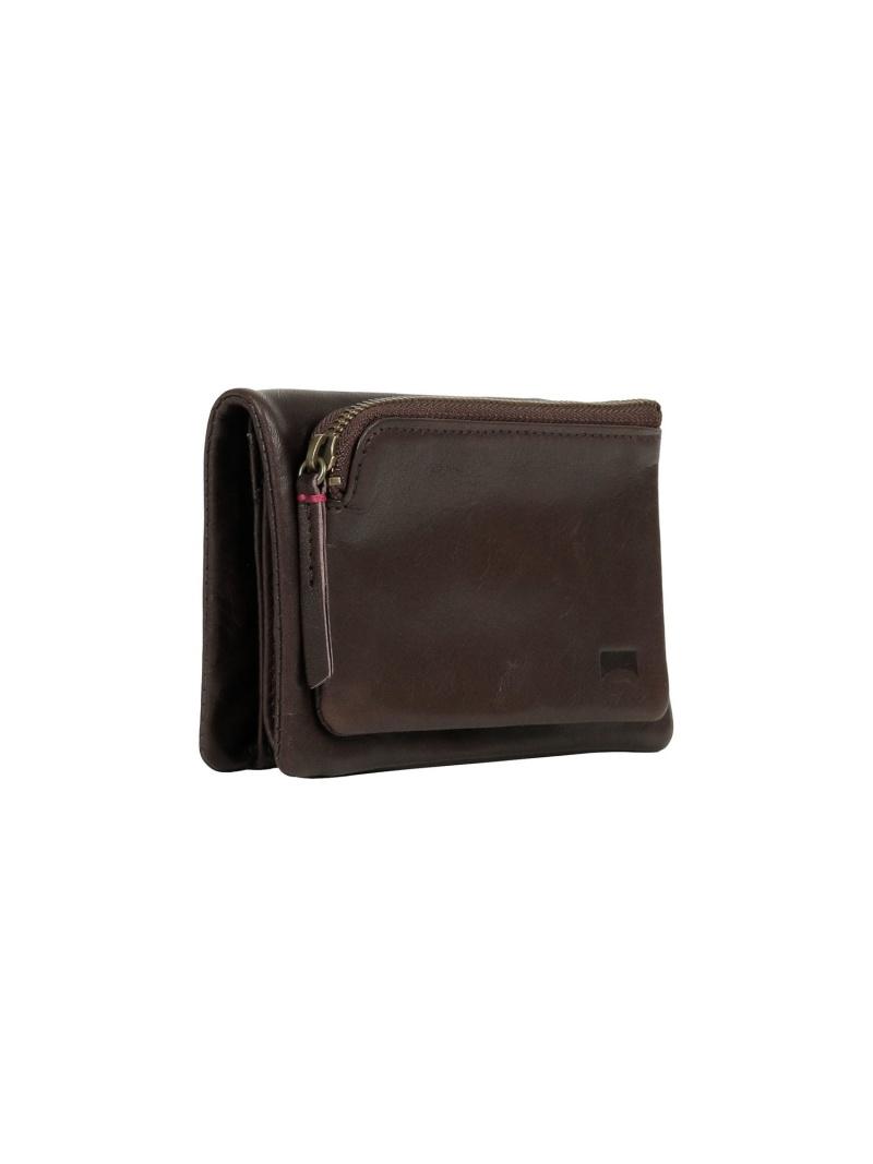 CAMPER [カンペール]SOFTLEATHER財布 カンペール 財布/小物 財布 カーキ【送料無料】