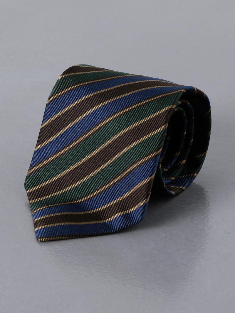 UNITED ARROWS <Louis FAGLIN(ルイ ファグラン)> ストライプ タイ 15 ユナイテッドアローズ ファッショングッズ【送料無料】