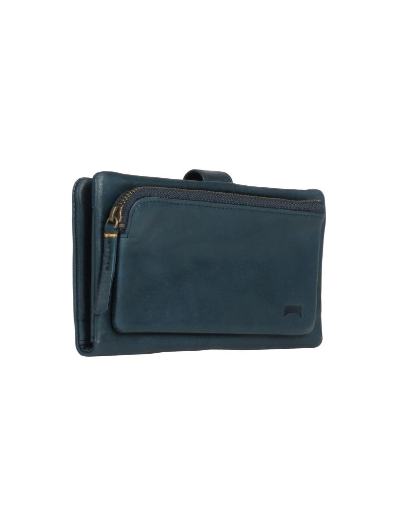 CAMPER [カンペール]SOFTLEATHER財布 カンペール 財布/小物 財布 ネイビー【送料無料】