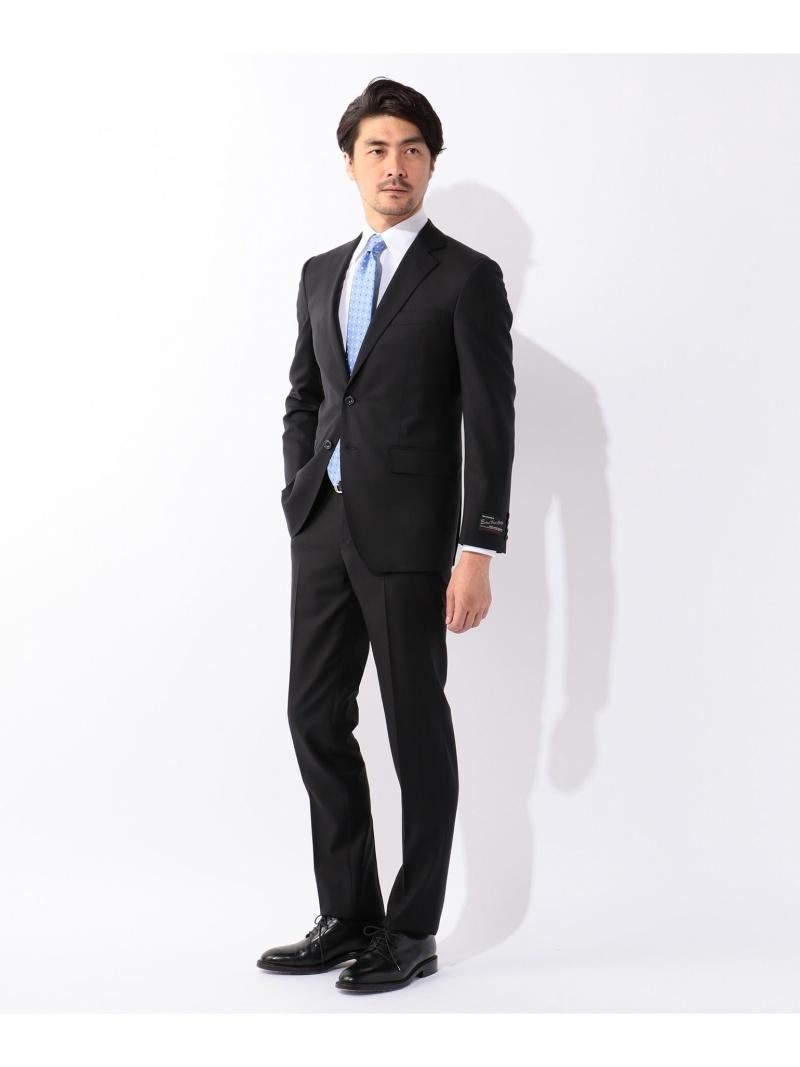 gotairiku フレッシャーズ スーツ シャドウストライプ 黒 ゴタイリク ビジネス/フォーマル【送料無料】, 三隅町 001142e2