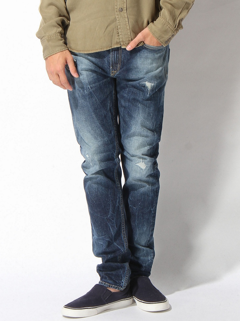 【SALE/50%OFF】TAVERNITI SO JEANS TAVERNITI SO JEANS/(M)D.P.Blacki ディヴィニーク パンツ/ジーンズ【RBA_S】【RBA_E】【送料無料】