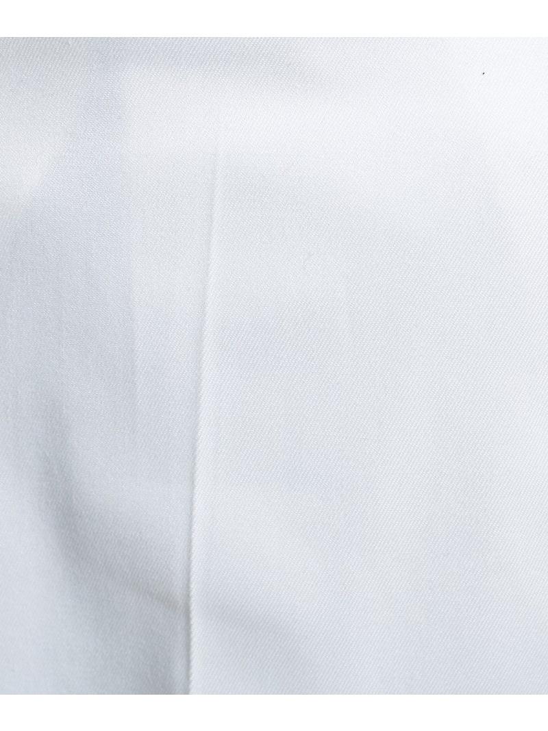 SALE 50 OFF TAKEO KIKUCHI美トラウザーズ ストレッチチノテーパードパンツ メンズボトムスパンツチノストレッチタケオキクチ パンツ ジーンズ フルレングス ホワイト RBA E送料無料WH9D2EI