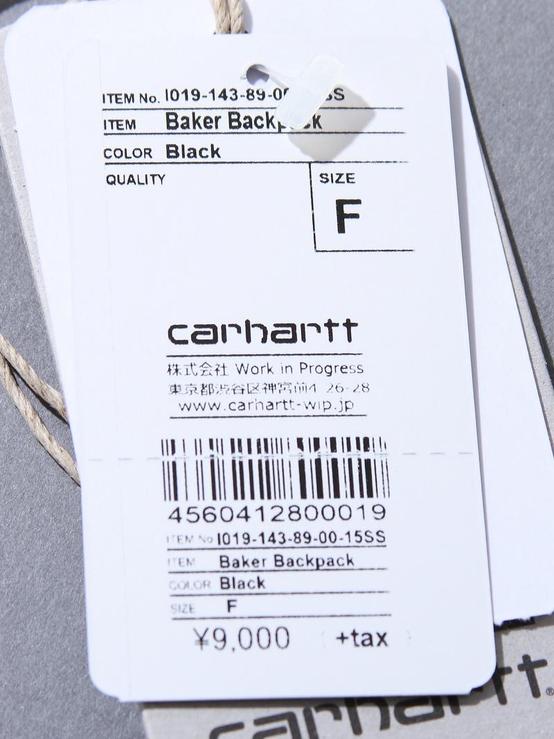 carhartt BAKER BACKPACK汽车心包