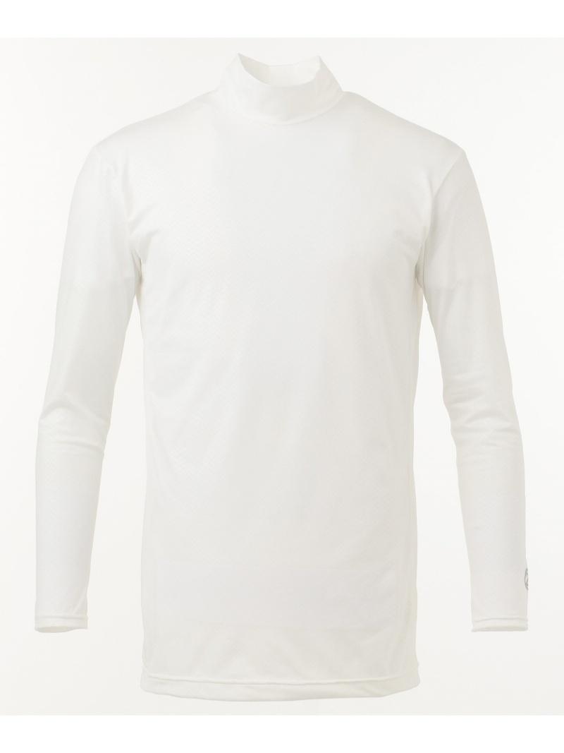 23区GOLF 30dインナーカノコミニヘリンボンPT インナー ニジュウサンクゴルフ カットソー Tシャツ ホワイト ネイビー【送料無料】