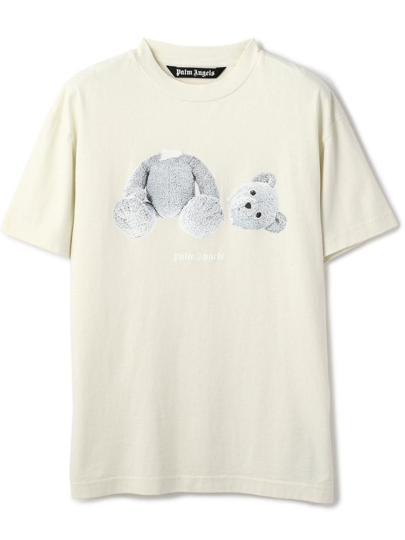 LHP PalmAngels/パームエンジェルス/PalmAngels IceBear TEE エルエイチピー カットソー Tシャツ ホワイト【送料無料】