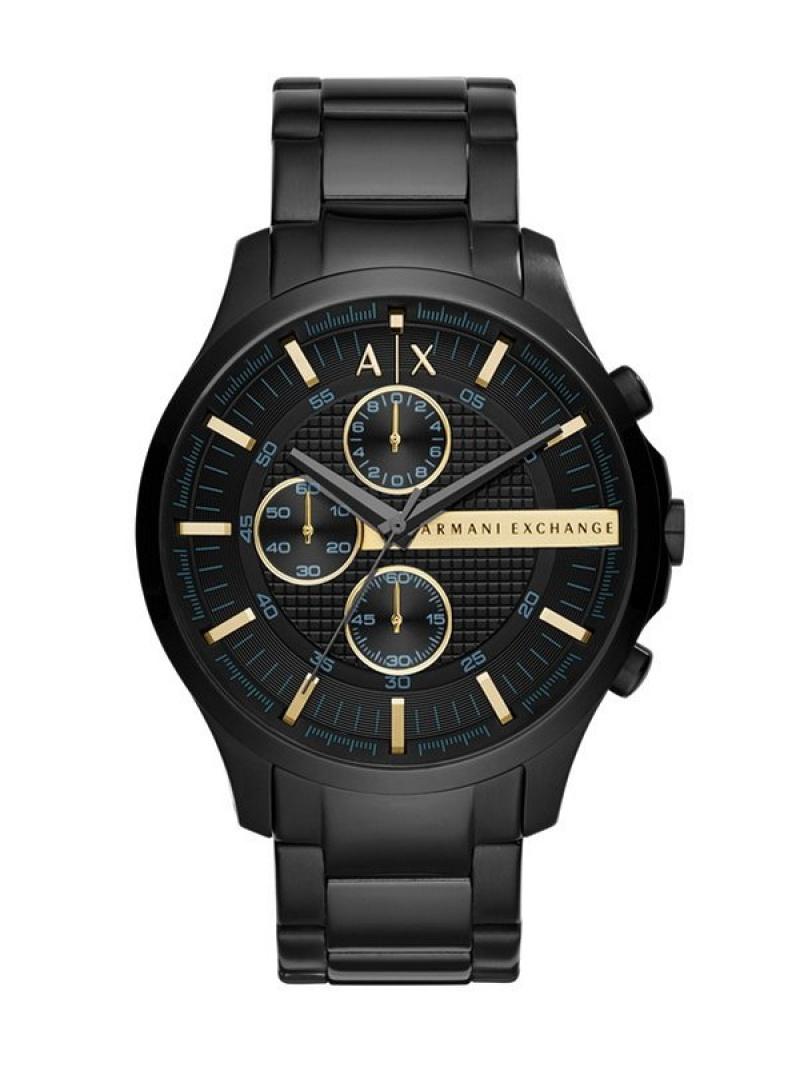 A|X ARMANI EXCHANGE A|X ARMANI EXCHANGE/(M)AX2164 ウォッチステーションインターナショナル ファッショングッズ 腕時計 ブラック【送料無料】
