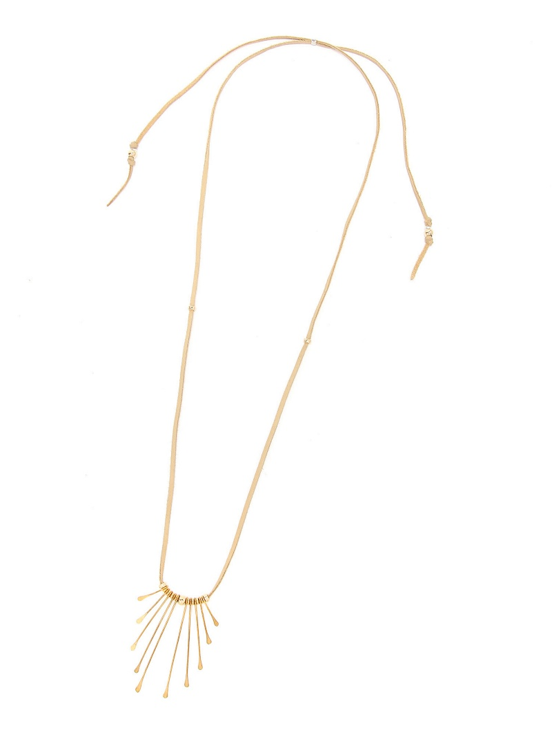 BEAMS MEN EQUALIZE / Paddle Necklace ビームス メン アクセサリー【送料無料】