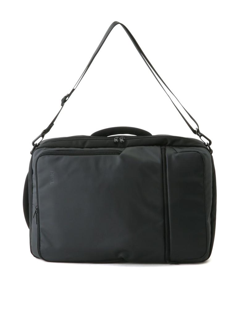 B.C.+ISHUTAL Toki/(M)Toki トキ NEW BRAND ビジネス トラベル ツイルナイロン 840D 撥水 軽量 ビーシーイシュタルオンラインショップ バッグ バッグその他【送料無料】
