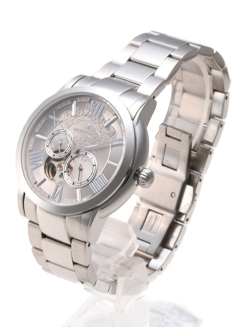 Orobianco (M)腕時計 ロマンティコ 自動巻き ウォッチ ザプラチナムセレクト ファッショングッズ 腕時計【送料無料】