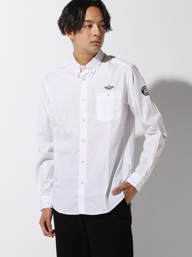 SINA COVA/(M)ボタンダウンシャツ シナコバ シャツ SINA/ブラウス シナコバ【送料無料】, オートショップケイズ:163f544f --- officewill.xsrv.jp