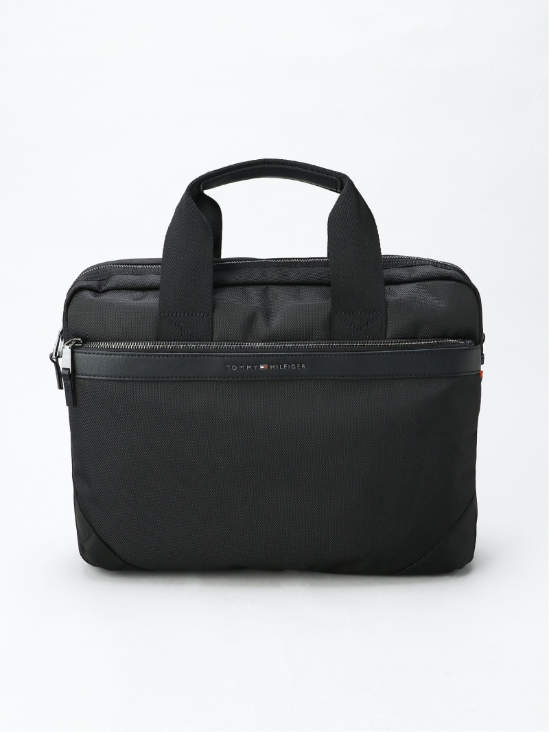 TOMMY HILFIGER TOMMY HILFIGER(トミーヒルフィガー) ナイロンPCバッグかばん ビジネス A4 収納 バッグ トミーヒルフィガー バッグ【送料無料】