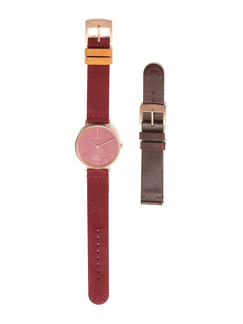 (M)腕時計 センプリチタス クォーツ ウォッチ オロビアンコウォッチ&ジュエリー ファッショングッズ【送料無料】