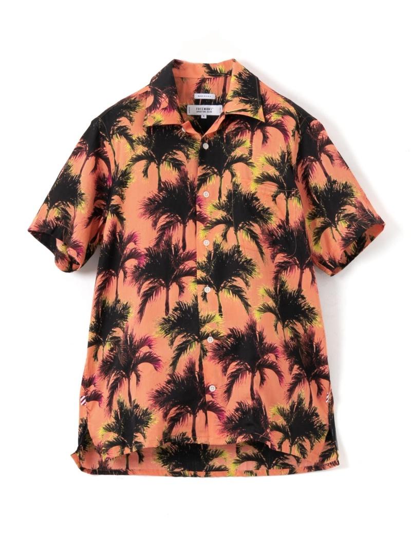 【SALE/50%OFF】URBAN RESEARCH FREEMANS SPORTING CLUB Amboy Shirts アーバンリサーチ シャツ/ブラウス シャツ/ブラウスその他【RBA_E】【送料無料】