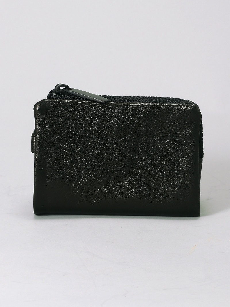 (U)Leather micro wallet 'minimal' shine 2 パトリック ステファン 財布/小物【送料無料】