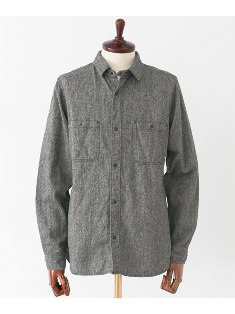 WORK NOT WORK WEEKEND SHIRTS ワーク・ノット・ワーク シャツ/ブラウス【送料無料】