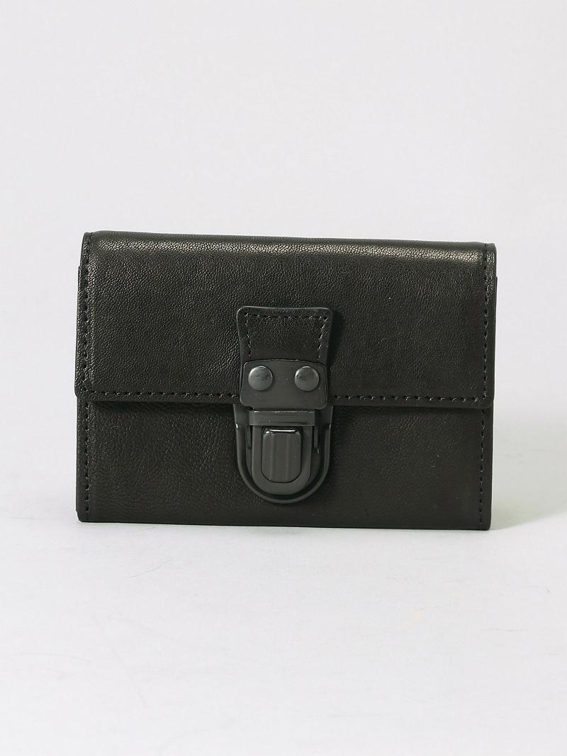 (U)Leather card case 'cartable' パトリック ステファン 財布/小物【送料無料】