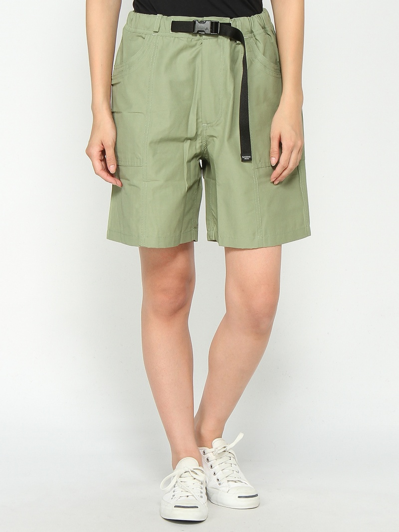ANDSOX BELLWOODMADE/(U)AWM SHORTS WIDE-COTTON NYLON アンドソア- パンツ/ジーンズ【送料無料】