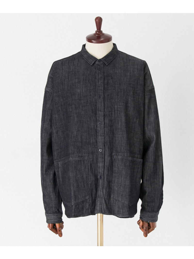 WORK NOT WORK STEEPLEJACK SHIRTS ワーク・ノット・ワーク シャツ/ブラウス【送料無料】