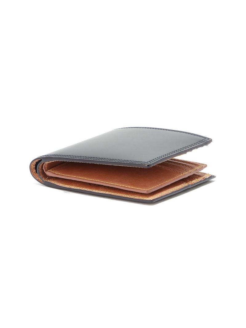 c0abfc075426 ショッピング · メンズ財布 · NAUGHTIAM 財布/小物【送料無料】 ノーティアム 94BK (U)コードバン2純札