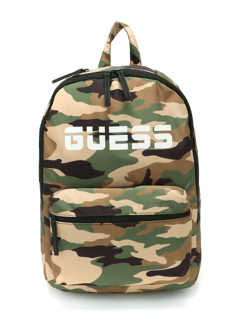 GUESS (U)ORIGINALS Backpack ゲス バッグ リュック/バックパック ベージュ【送料無料】