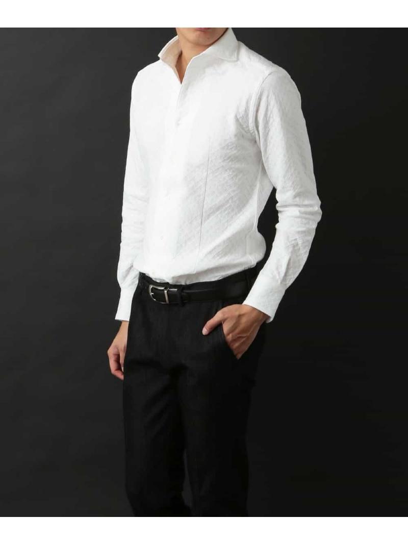 【SALE/50%OFF】MICHEL KLEIN HOMME シャツ ミッシェルクランオム シャツ/ブラウス【RBA_S】【RBA_E】【送料無料】