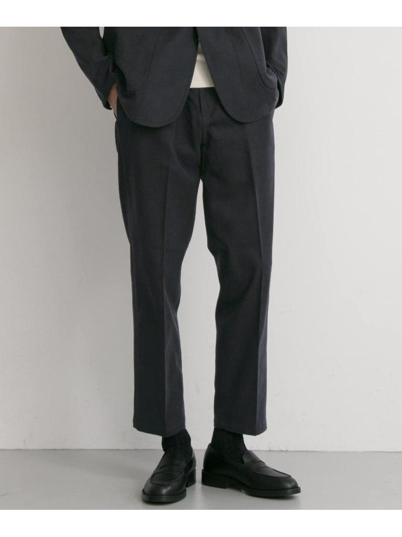 【SALE/30%OFF】URBAN RESEARCH URBAN RESEARCH Tailor ミリタリーフランネルパンツ アーバンリサーチ パンツ/ジーンズ【RBA_S】【RBA_E】【送料無料】