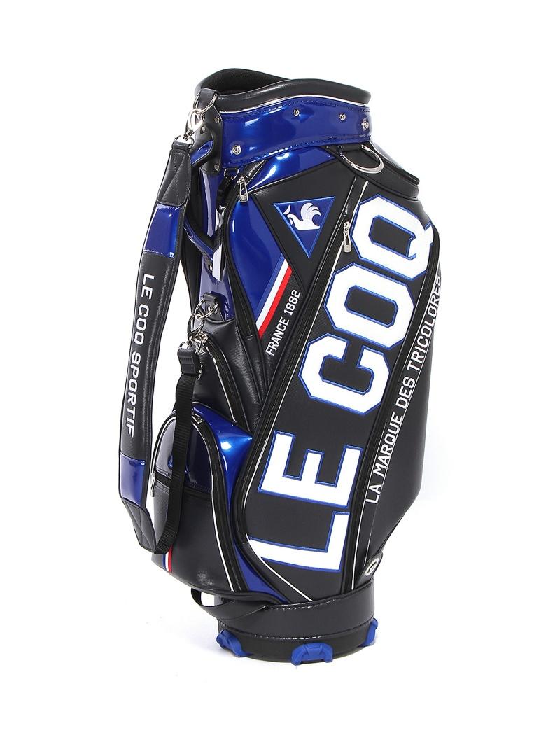 le coq GOLF (M)キャディバッグ QQBLJJ03 ルコックゴルフ スポーツ/水着【送料無料】