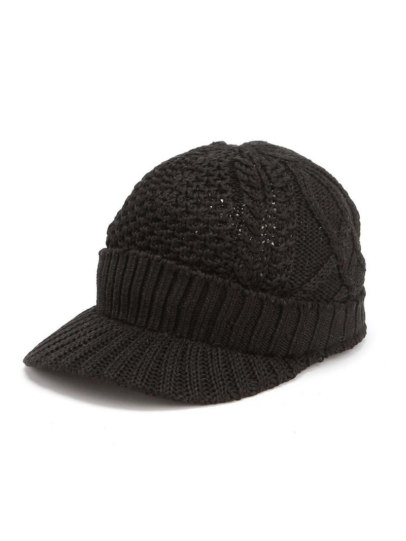 MANIERA MANIERA/(M)SILK PLAYCAP ジェネラルデザインストア 帽子/ヘア小物【送料無料】
