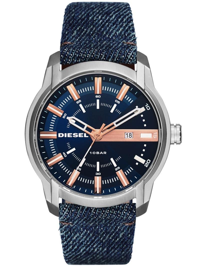 DIESEL (M)DIESEL/DZ1769 ウォッチステーションインターナショナル ファッショングッズ 腕時計 ブルー【送料無料】