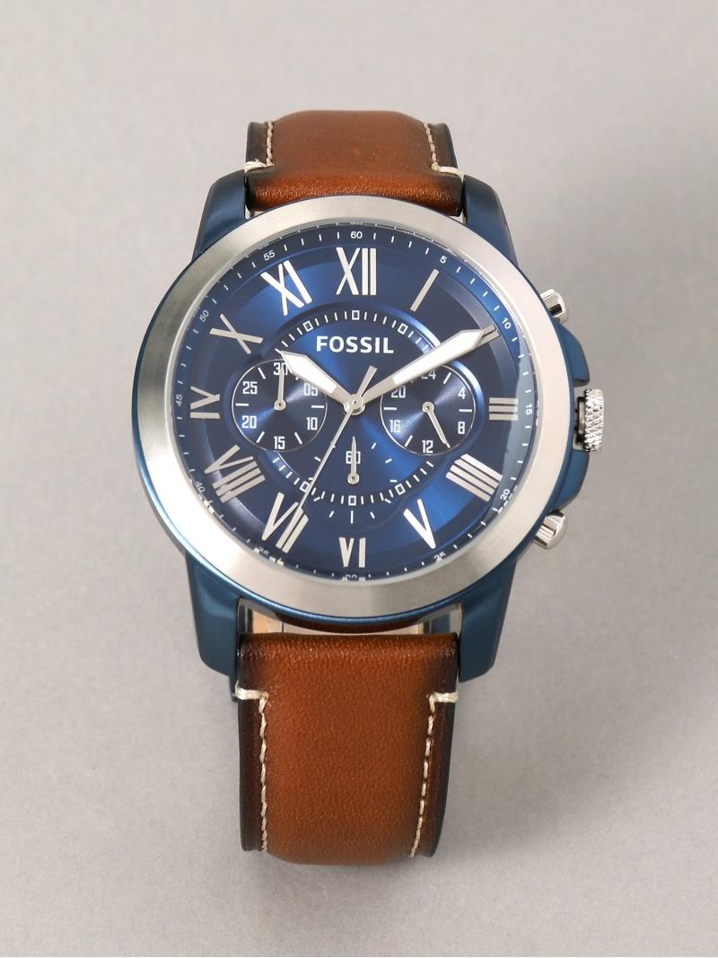 FOSSIL (M)GRANT/FS5151 フォッシル ファッショングッズ【送料無料】