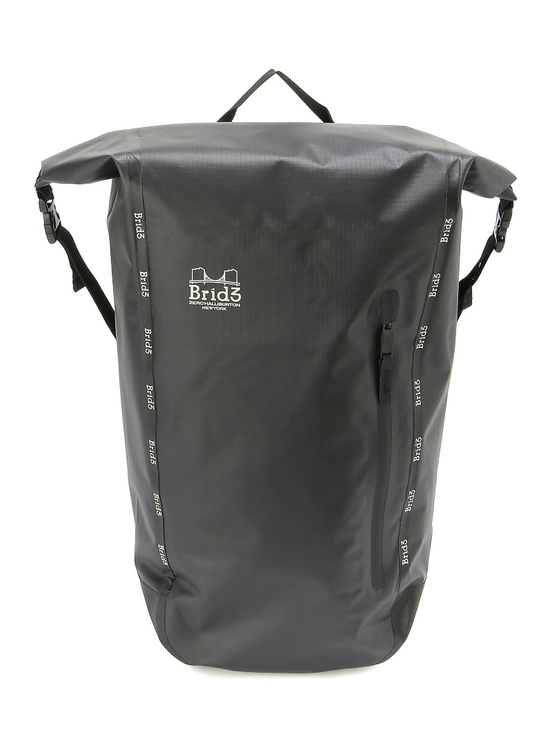 ZEROBRIDGE ZEROBRIDGE/ナッソー バックパック ロールトップタイプ 防水性に優れたカジュアルバッグ エースバッグズアンドラゲッジ バッグ【送料無料】