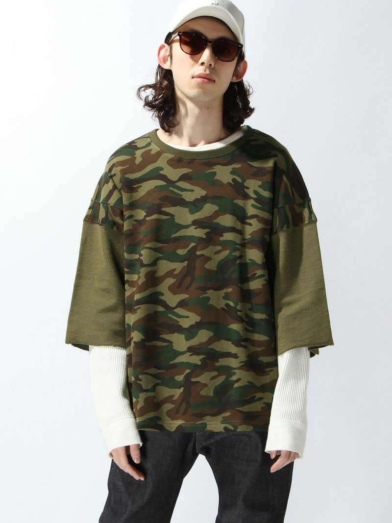 【SALE/50%OFF】SWAGGER THREE QUARTER SLEEVE スワッガー カットソー カットソーその他【RBA_E】【送料無料】