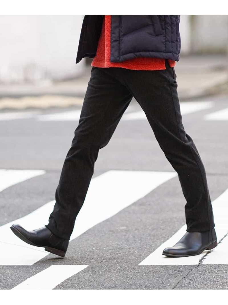 MK MICHEL KLEIN homme パンツ(WONDER SHAPE 起毛) ミッシェルクランオム パンツ/ジーンズ【送料無料】