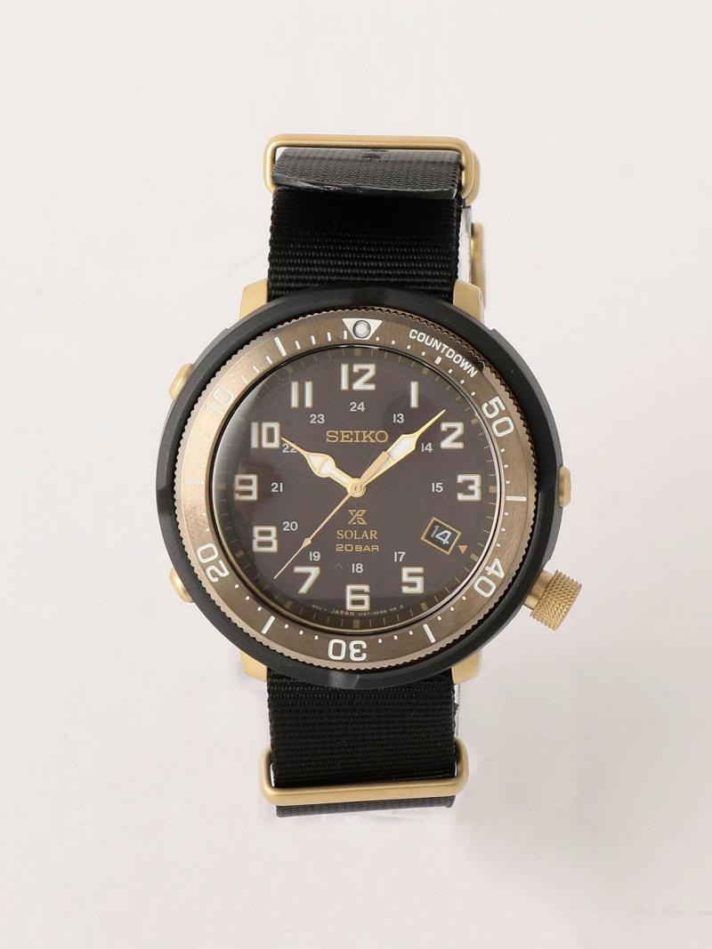 BEAUTY & YOUTH UNITED ARROWS <SEIKO(セイコー)> PROSPEX V157/腕時計 ビューティ&ユース ユナイテッドアローズ ファッショングッズ【送料無料】