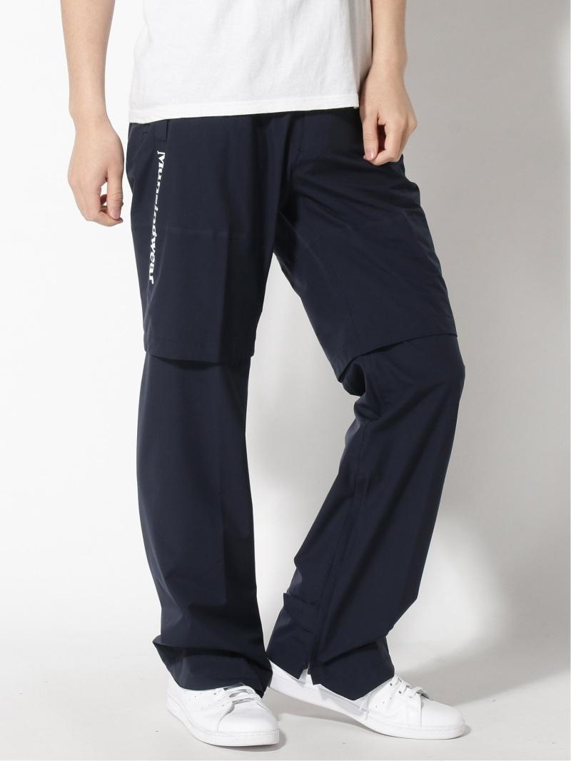 Munsingwear 【はっ水】RAIN WEARパンツ(20SS) マンシングウェア パンツ/ジーンズ パンツその他 ネイビー【送料無料】