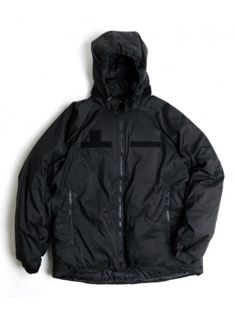 MILITARY MILITARY/(M)GEN3 LEVEL7 ECWCS BLACK セルストア コート/ジャケット ダウンジャケット ブラック【送料無料】