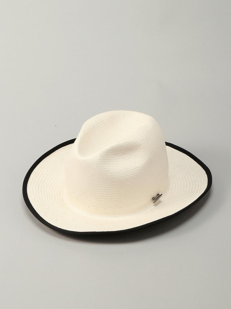 【SALE/60%OFF】MANIERA MANIERA/(M)CELL PANAMA BACK PLEATS HAT ジェネラルデザインストア 帽子/ヘア小物【RBA_S】【RBA_E】【送料無料】