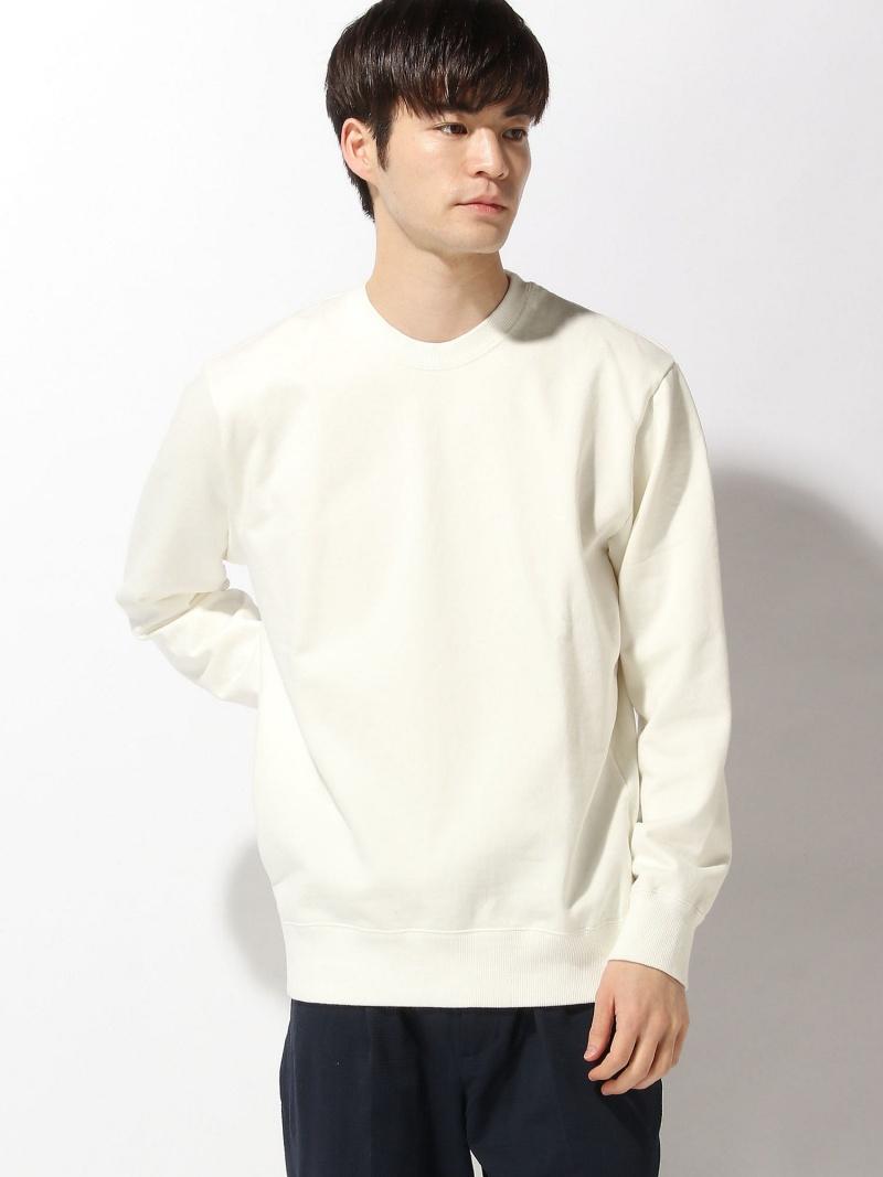 BEAMS MEN BEAMS / スペイン ピマ綿 スウェット シャツ ビームス メン カットソー【送料無料】