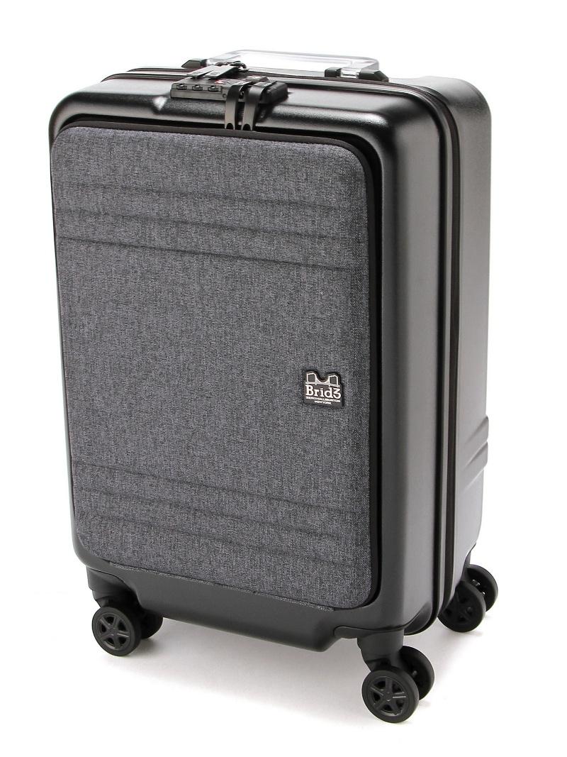 【SALE/39%OFF】ZEROBRIDGE ZEROBRIDGE/コーネリア スーツケース 30リットル フロントオープン エースバッグズアンドラゲッジ バッグ【RBA_S】【RBA_E】【送料無料】