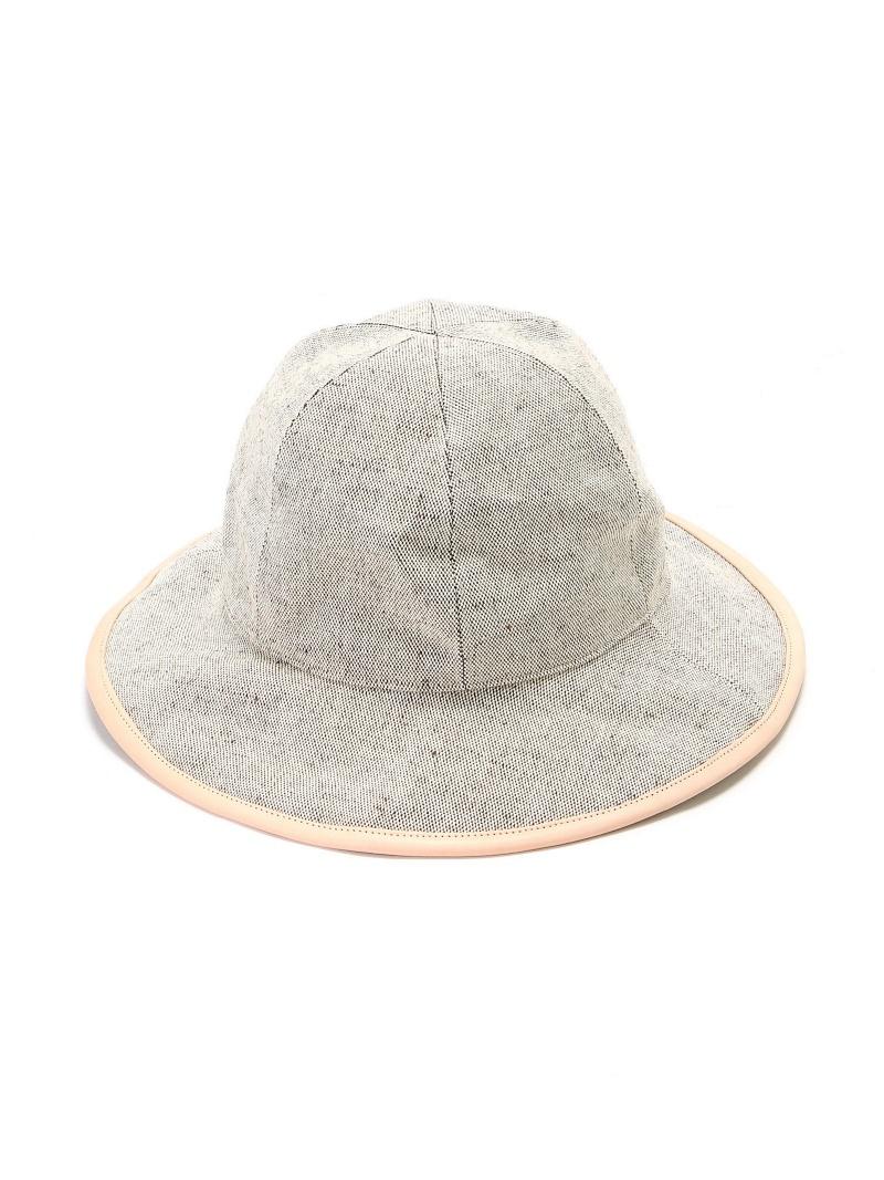 【SALE/30%OFF】MANIERA MANIERA/(M)RAIN HAT WITH LEATHER PIPNG ジェネラルデザインストア 帽子/ヘア小物【RBA_S】【RBA_E】【送料無料】