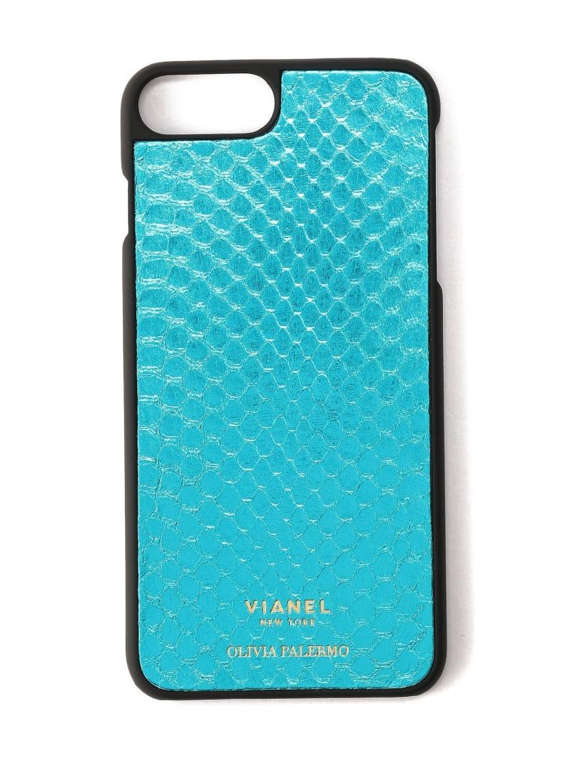 RAWLIFE VIANEL/ヴィアネル/OliviaPalermoiPhone8Plus/7Pluscase ロウライフ その他 その他 ブルー【送料無料】