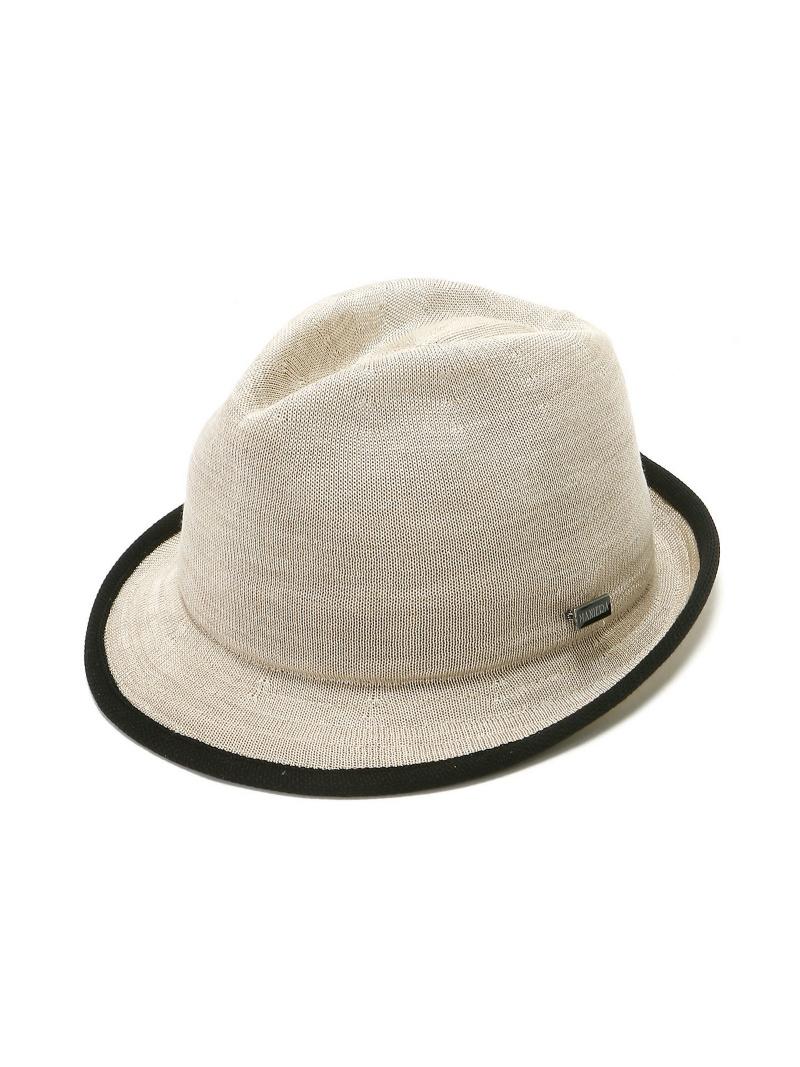 MANIERA MANIERA/(M)SILK KNIT TRILBY HAT ジェネラルデザインストア 帽子/ヘア小物【送料無料】