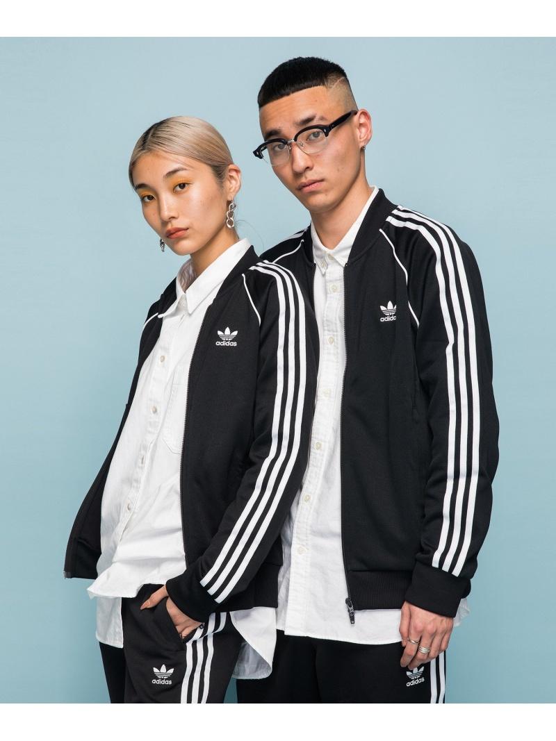 adidas Originals SST TRACK TOP アディダス スポーツ/水着 ジャージ ブラック レッド ブルー グリーン【送料無料】