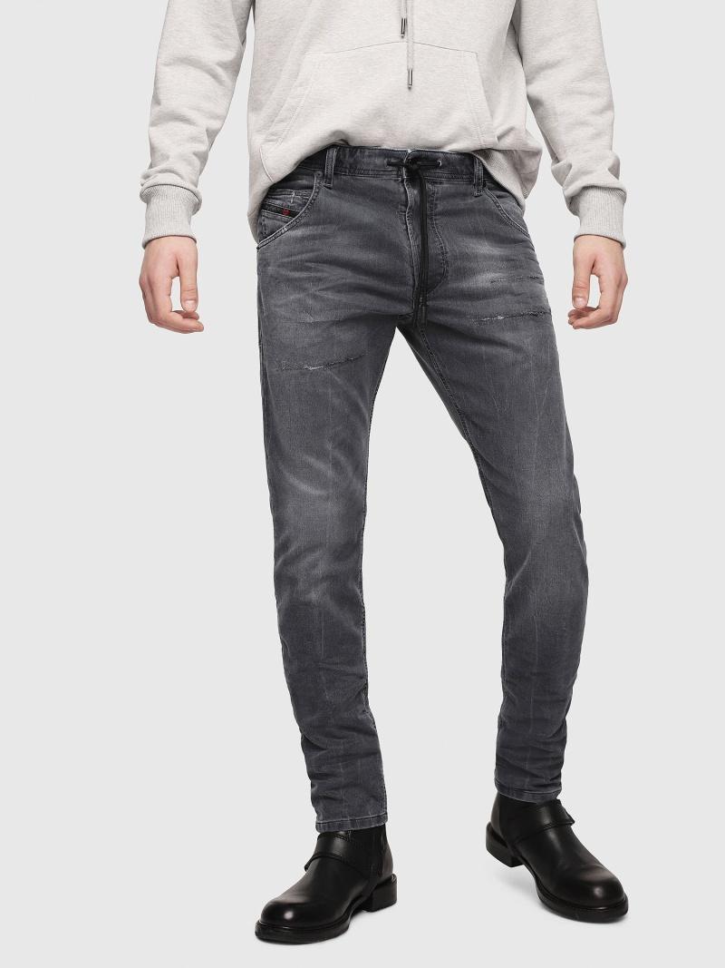 DIESEL Krooley JoggJeans 069EP ディーゼル パンツ/ジーンズ フルレングス【送料無料】