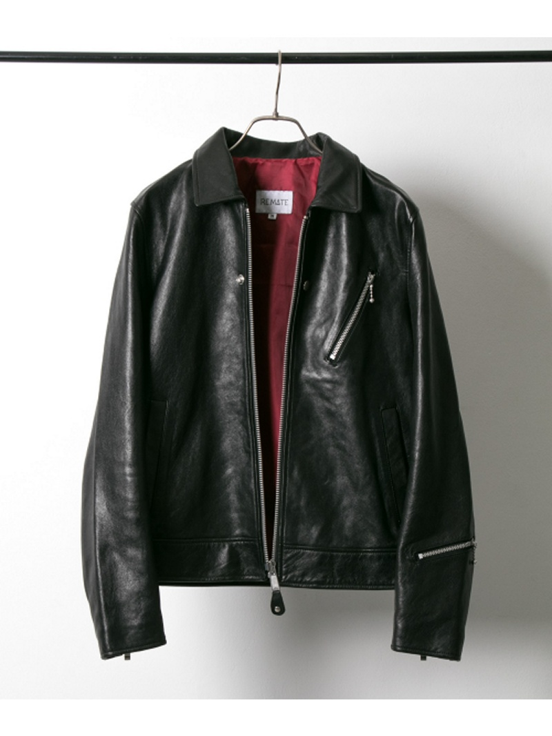 URBAN RESEARCH RE.MATE LAMB LEATHER RIDERS アーバンリサーチ コート/ジャケット【送料無料】