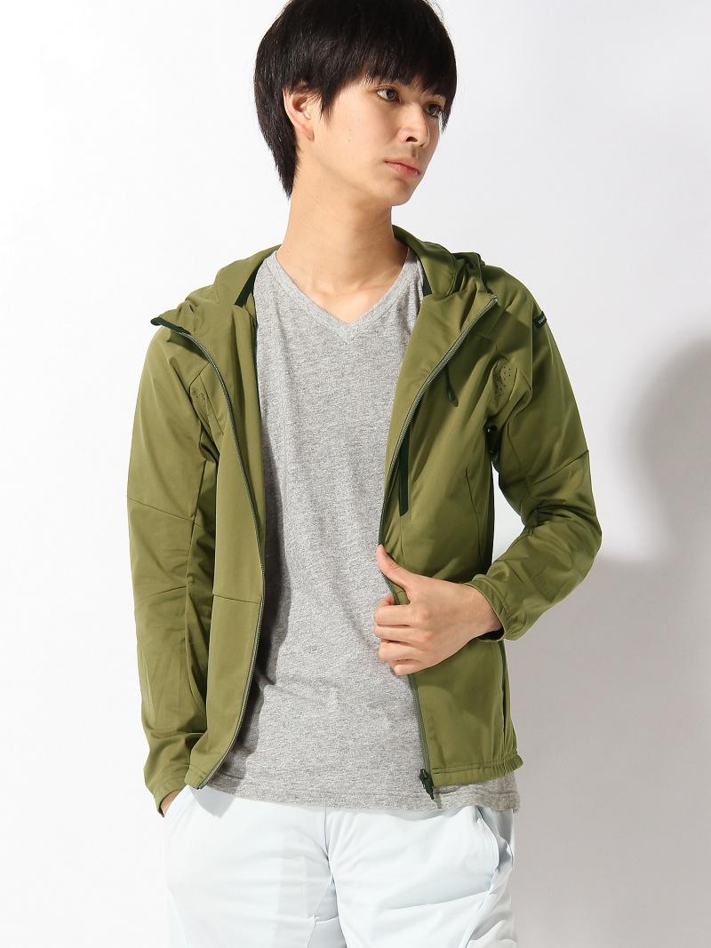 DESCENTE フード付きジャケット デサント スポーツ/水着【送料無料】