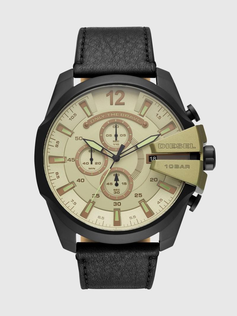 DIESEL DZ4495 ディーゼル ファッショングッズ 腕時計 ブラック【送料無料】