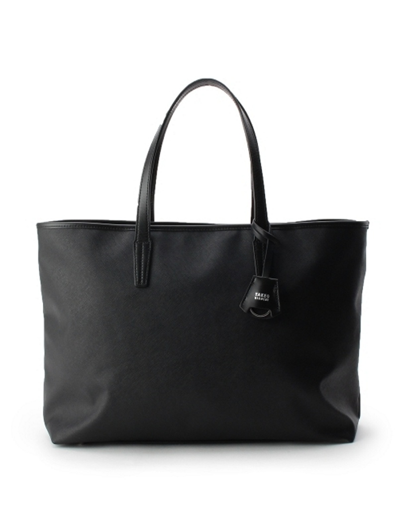 TAKEO KIKUCHI ベーシックトートバッグ [ メンズ バッグ トート ベーシック A4 B4 キーリング ] タケオキクチ バッグ【送料無料】
