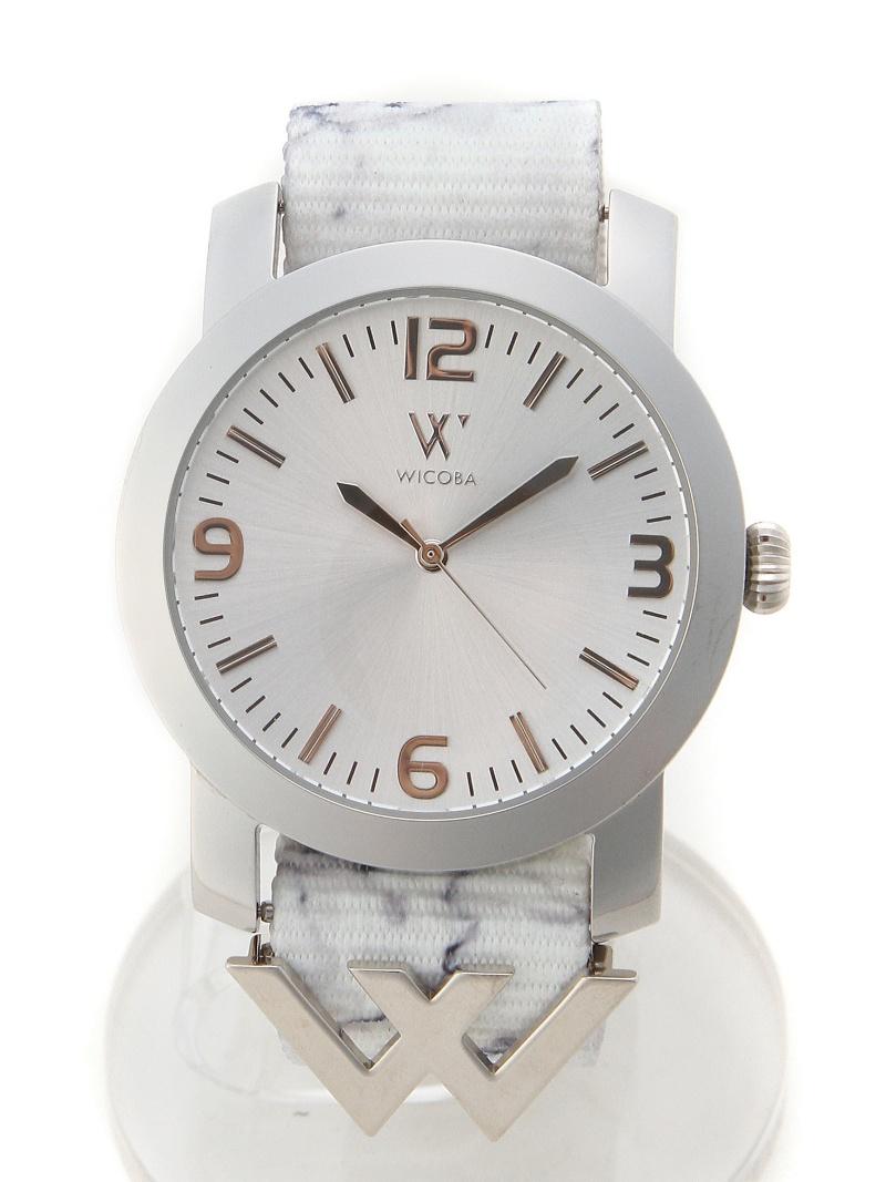 WICOBA (U)WHITE MARBLE BEL WATCHT ウィコバ ファッショングッズ【送料無料】