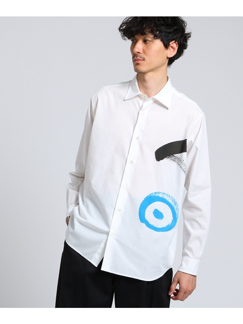 TAKEO KIKUCHI 「明」シャツ[ メンズ コラボ シャツ ] タケオキクチ シャツ/ブラウス【送料無料】